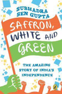Saffron White and Green