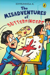 The Misadventurs of Butterfingers Vol. 1