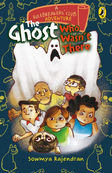 The Ghost Who Wasn't There