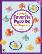 Puzzlemania: Favorite Puzzles For Beginners Vol 2