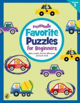Puzzlemania: Favorite Puzzles For Beginners Vol 3