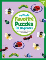 Puzzlemania: Favorite Puzzles For Beginners Vol 4