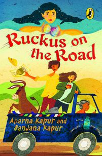 Ruckus on the Road 01 May 2017