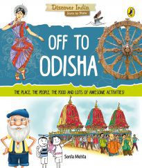 Discover India: Off to Odisha
