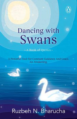 dancing with swans a book of quotes
