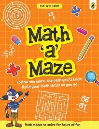 Math-a-Maze (Fun with Maths)