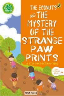 The Econuts and The Mystery of the Odd Paw Prints (The Green World)