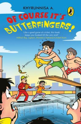 Image result for offcourse its butterfingers