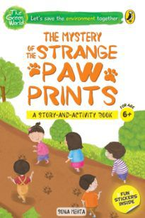 The Mystery of the Strange Paw Prints (The Green World)