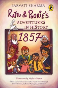 Rattu and Poorie's Adventures in History 20 Aug 2019