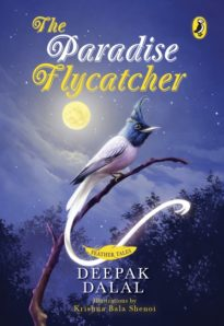 The Paradise Flycatcher (Feather Tales)