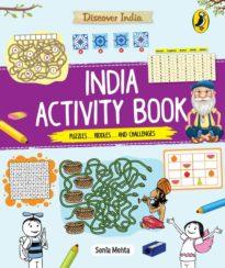 Discover India: India Activity Book
