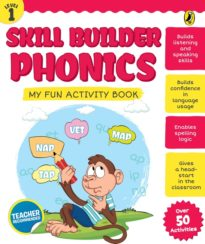 Skill Builder Phonics Level 1