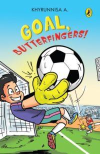 Goal, Butterfingers!