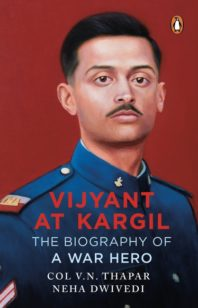 Vijyant at Kargil 15 May 2020